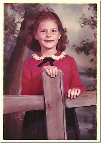 8 year old Gwen