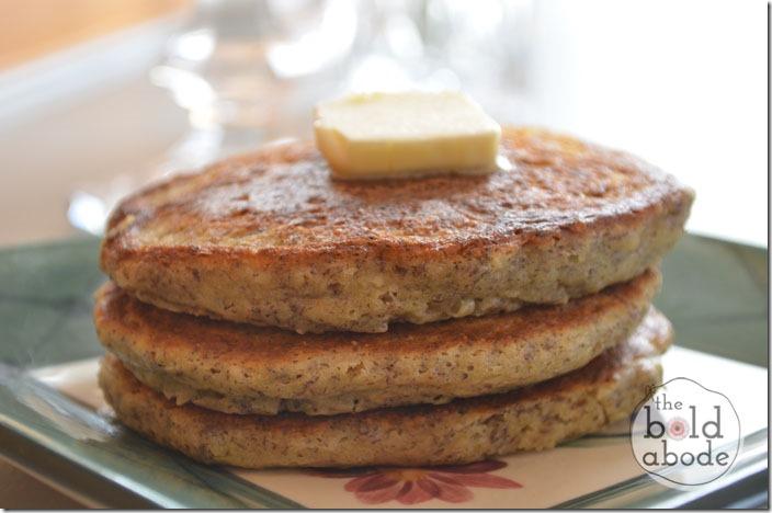 Piping Hot Pancakes
